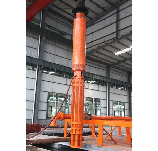 矿用强排泵图片